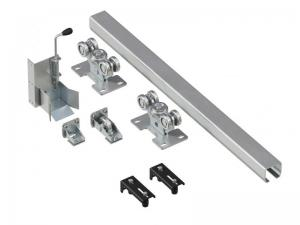 Комплекты балок для откатных ворот 95Х88Х5 L=7000ММ от 19 300 руб
