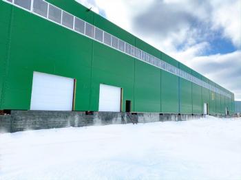 Четверо Промышленных ворот ш 3100 в 3100 вертикальный подъем