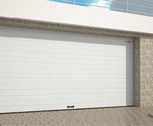 Гаражные секционные ворота серии RSD01BIW от 35 500 руб
