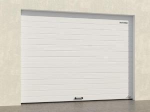 Ворота из алюминиевых панелей серии RSD01LUX от 36 200 руб
