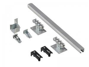 Комплекты балок для откатных ворот 71Х60Х3,5 L=6000ММ от 11 200 руб